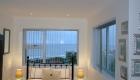 3 Omega Balcony window, and view to Robben island